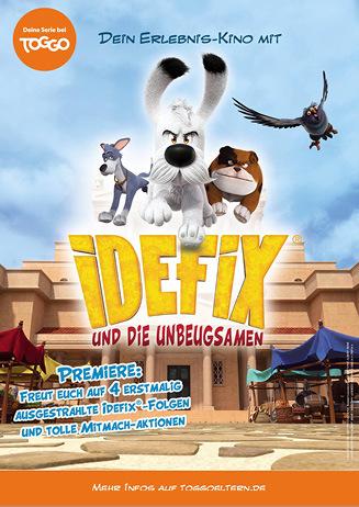 Dein Erlebnis-Kino mit IDEFIX