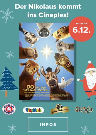 """Nikolauspreview """"Bo und der Weihnachtsstern"""""""