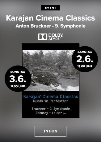 Karajan® Cinema Classics: Programm 4 (in Dolby Atmos)