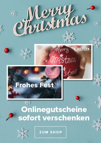 Weihnachten Onlinegutscheine