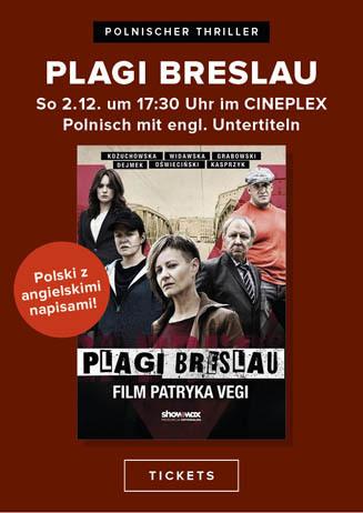 Polnischer Film: PLAGUES OF BRESLAU