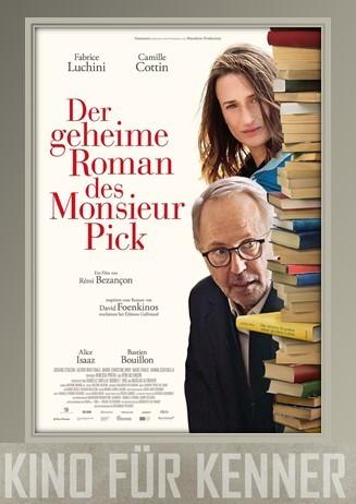 KfK Der geheime Roman des Monsieur Pick