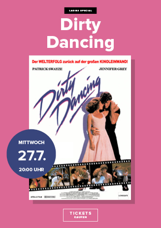 Ladies Special - Dirty Dancing