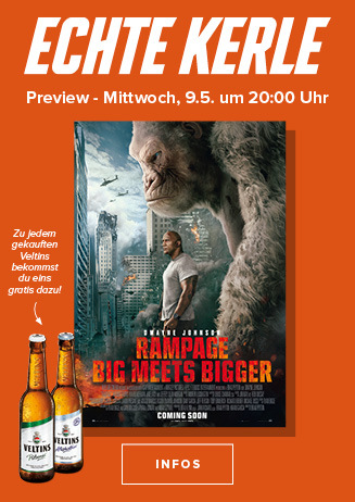 Echte-Kerle-Preview: RAMPAGE 3D