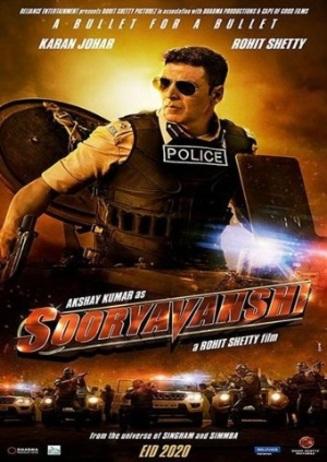 Hindi-Movie: SOORYAVANSHI