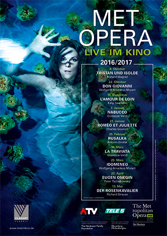 Met Opera 2016/17: Rusalka (Dvorák)