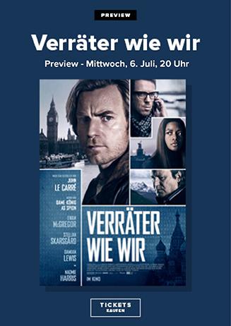 """160706 Preview """"Verräter wie wir"""""""