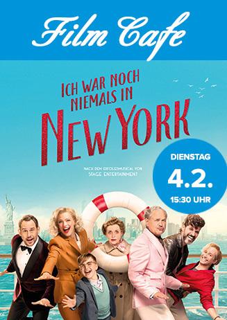 """FilmCafé: """"Ich war noch niemals in New York"""""""