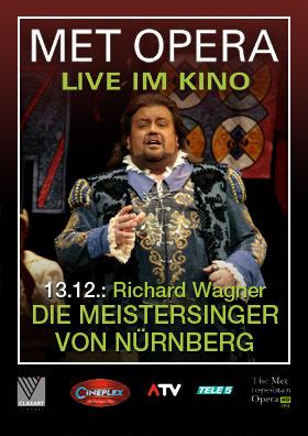 MET live: DIE MEISTERSINGER VON NÜRNBERG
