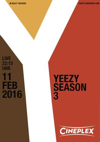 Kanye West: Yeezy Season 3 & Waves