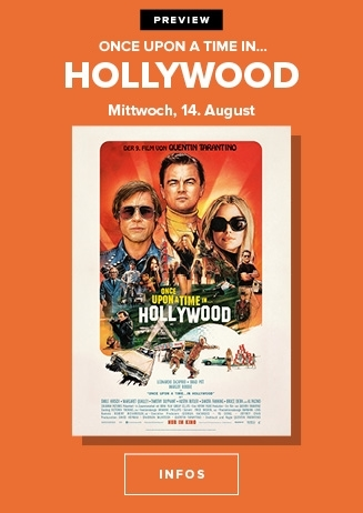 VP Once upon a time ... in Hollywood