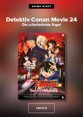 Anime Night Detektiv Conan