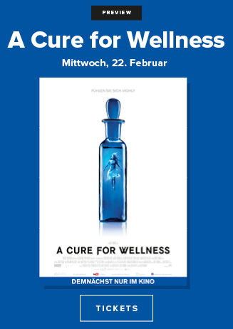 Preview: A Cure for Wellness