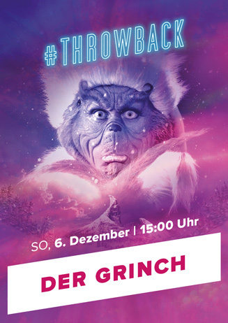 #THROWBACK: DER GRINCH