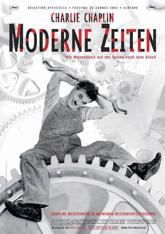filmclub: MODERNE ZEITEN