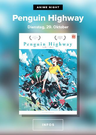 Anime im Dietrich Theater: Penguin Highway