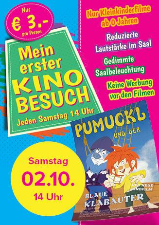 """211002 MeK """"Pumuckl und der blaue Klabauter"""""""