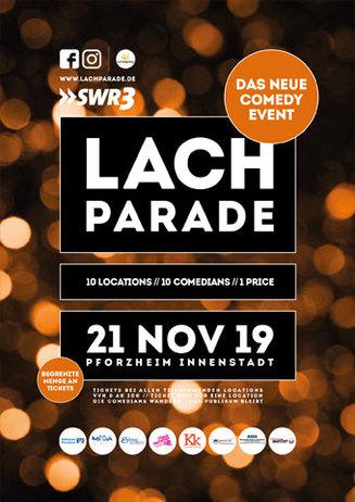 21.11. - Lachparade Pforzheim 2019