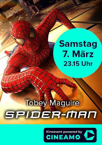 """200307 Cineamo Special """"Spider-Man"""""""