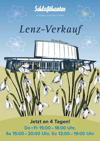 Lenz-Verkauf jetzt an 4 Tagen!