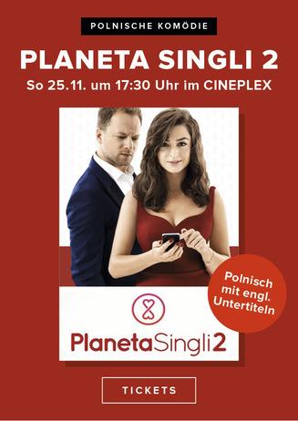 Polnischer Film: PLANETA SINGLI 2