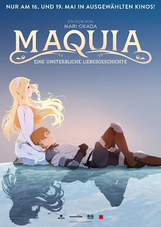 Anime Maquia