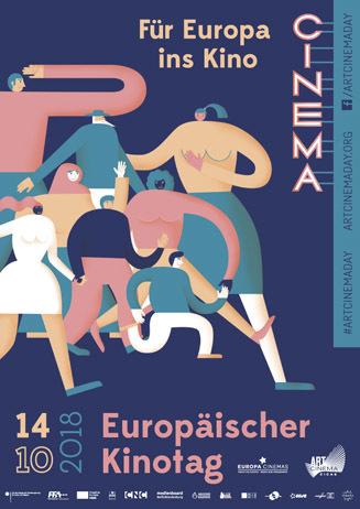 Europäischer Kinotag 2018