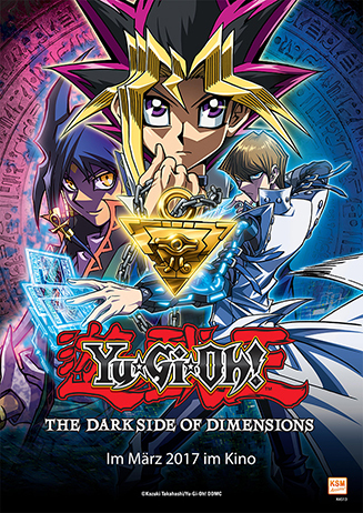 "Yu-Gi-Oh!: The Dark Side of Dimensions""."