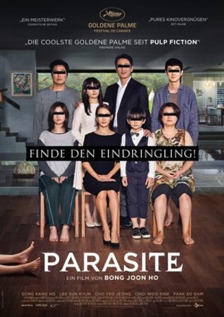 OSCARS 2020: Parasite