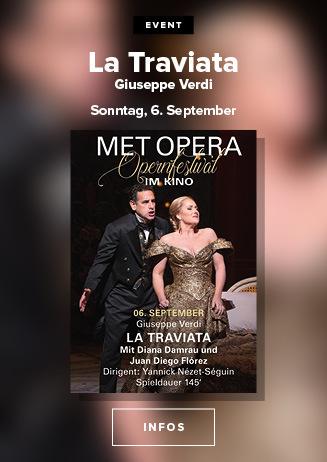 Klassik im Kino: Sommer-Opernfestival |La Traviata (Verdi)