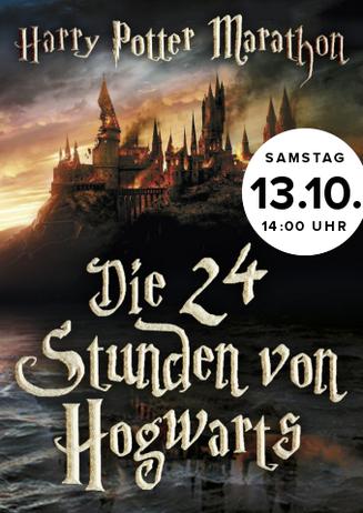 Harry Potter Marathon
