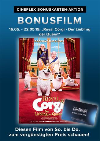 "Bonusfilm: ""Royal Corgi - Der Liebling der Queen"""