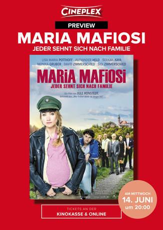 """Preview """"Maria Mafiosi"""""""