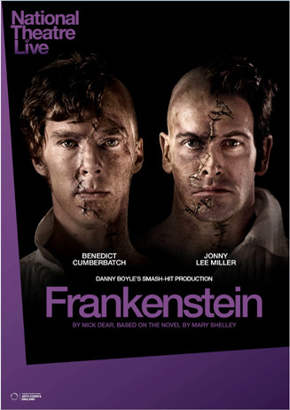 National Theatre London: Frankenstein