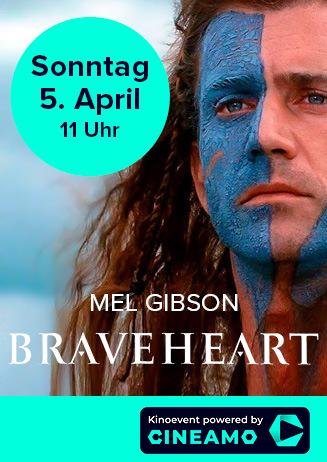 "200405 Cineamo Special ""Braveheart"""