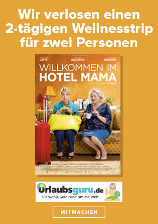 Gewinnspiel Hotel Mama