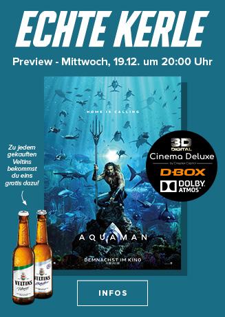 """Echte Kerle Preview: """"Aquaman"""""""