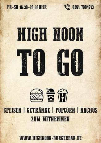 High Noon - To Go