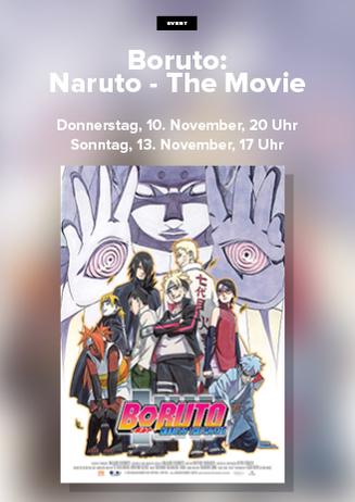 Boruto: Naruto – The Movie
