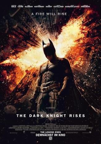 das Beste von Christopher Nolan: THE DARK KNIGHT RISES