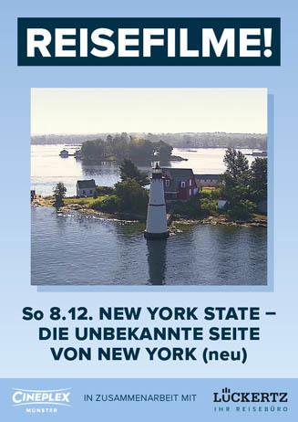 Reisefilm: NEW YORK STATE