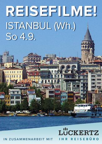 Reisefilm: Istanbul (Wh.)