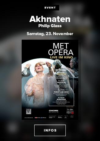 Oper Akhnaten von Philip Glass