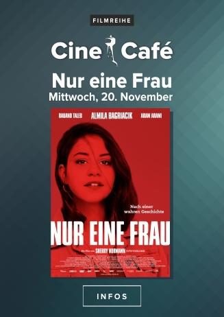 CineTowerCafé: Nur eine Frau