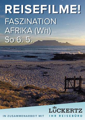 Reisefilm: FASZINATION AFRIKA