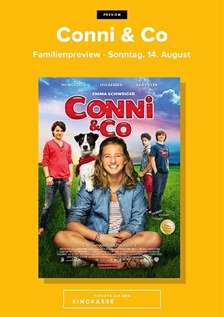 Familienpreview: Conni & Co.