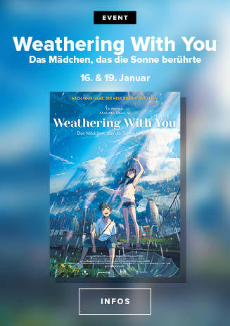 Anime im Dietrich Theater: Weathering With You