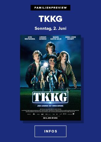Preview: Sonntag, 02.06.2019, um 15 Uhr: TKKG