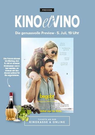 5.7. - Kino et Vino: Begabt