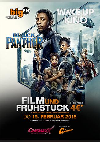 WUK Februar Black Panther